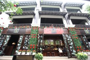 nhà hàng tại phố trúc ecopark 2