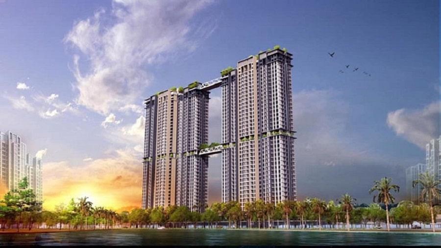 Dự án chung cư Sky Oasis - Ecopark