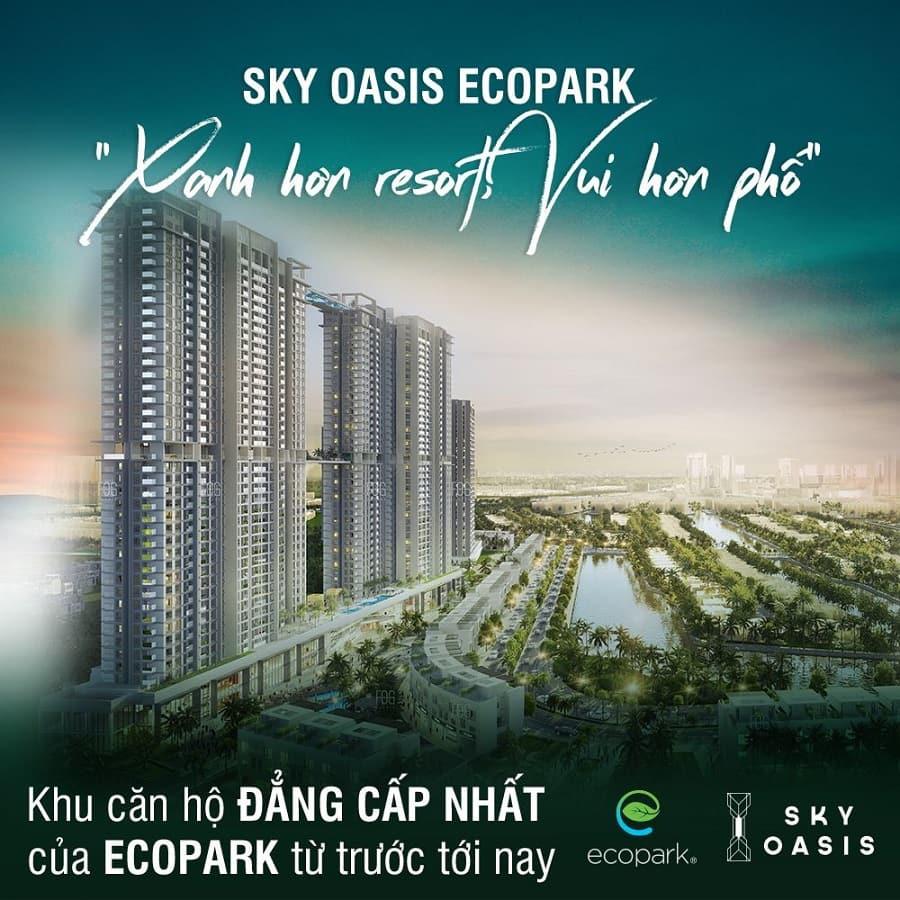 Giá chung cư Sky Oasis