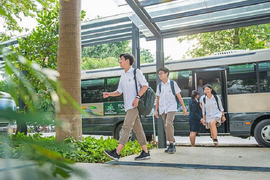 Hệ thống trường học đẳng cấp Chuẩn Quốc tế