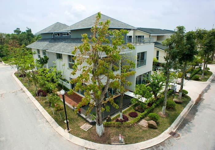 Hình ảnh thực tế căn hộ ở Vườn Mai