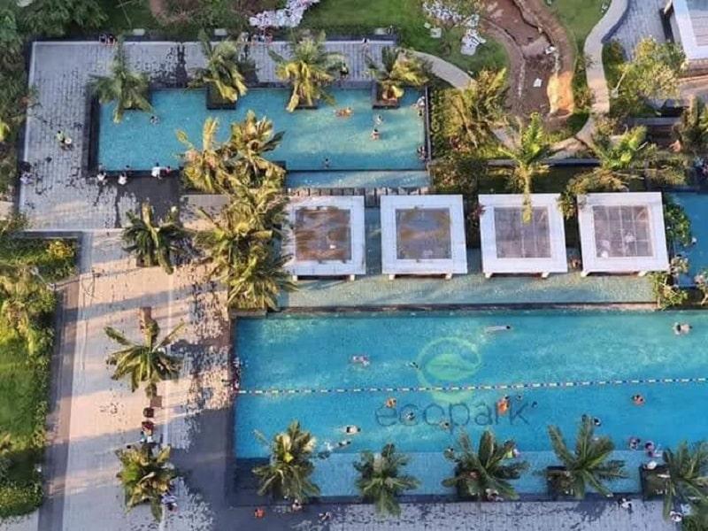 Bể bơi Park 1 - Park 2 Aquabay