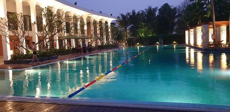 Bể bơi Thuỷ Nguyên Ecopark