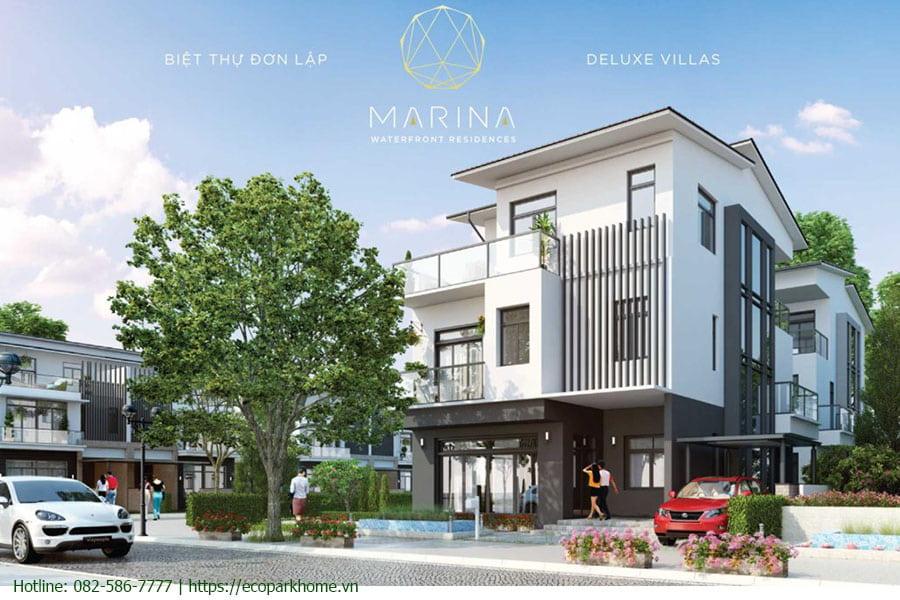 Biệt thự Marina Ecopark