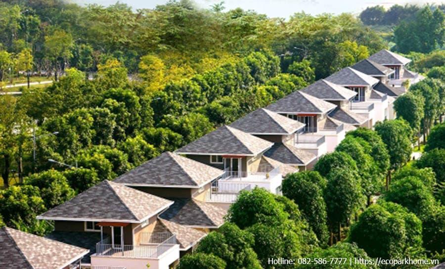 Biệt thự vườn Tùng Ecopark