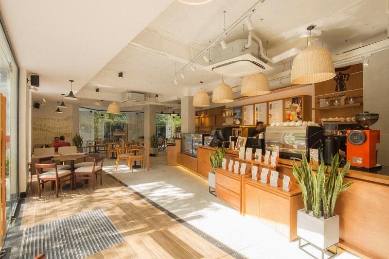 Quán The Coffee House