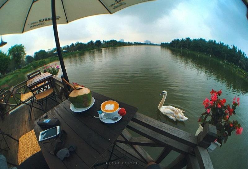 Quán Eagle Coffee Garden