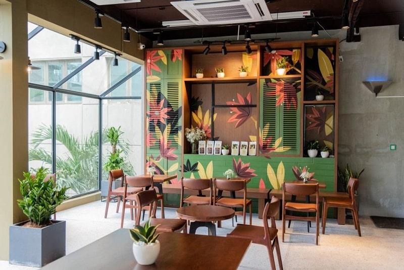 Quán Han Coffee Phố Trúc
