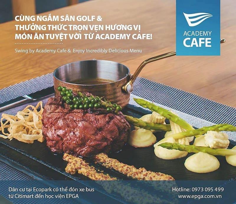 Quán Academy Cafe