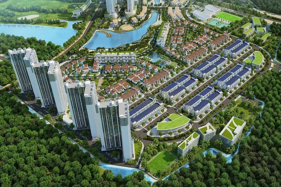 Chung cư Westbay Ecopark