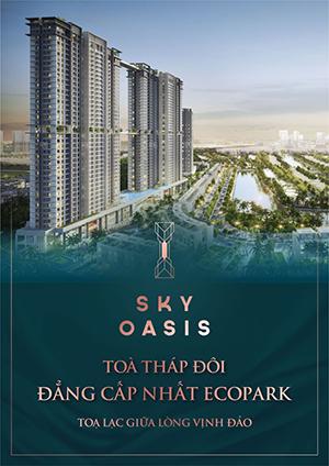 Chung cư Sky Oasis Ecopark Banner