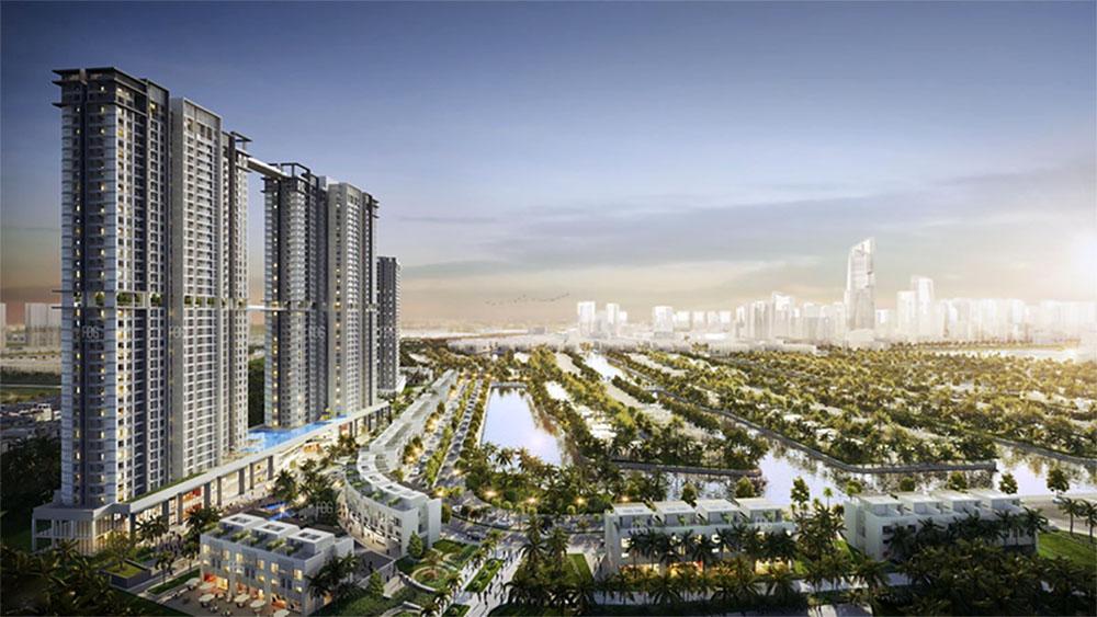 chung cư sky oasis 2