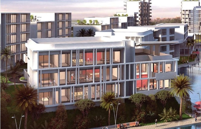 Dự án chung cư trung tầng Thủy Tiên Ecopark