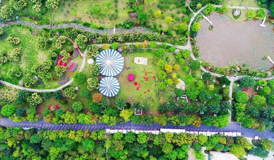 Công viên Mùa Xuân