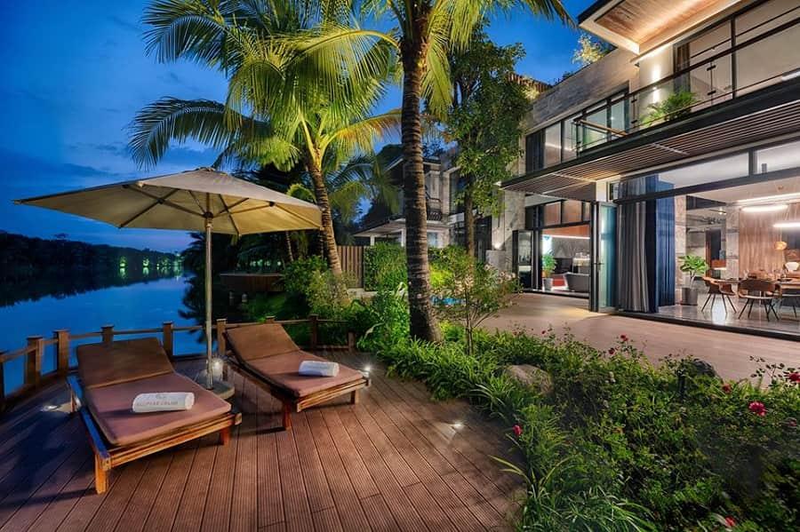 Các căn hộ Ecopark có thiết kế hòa mình cùng thiên nhiên