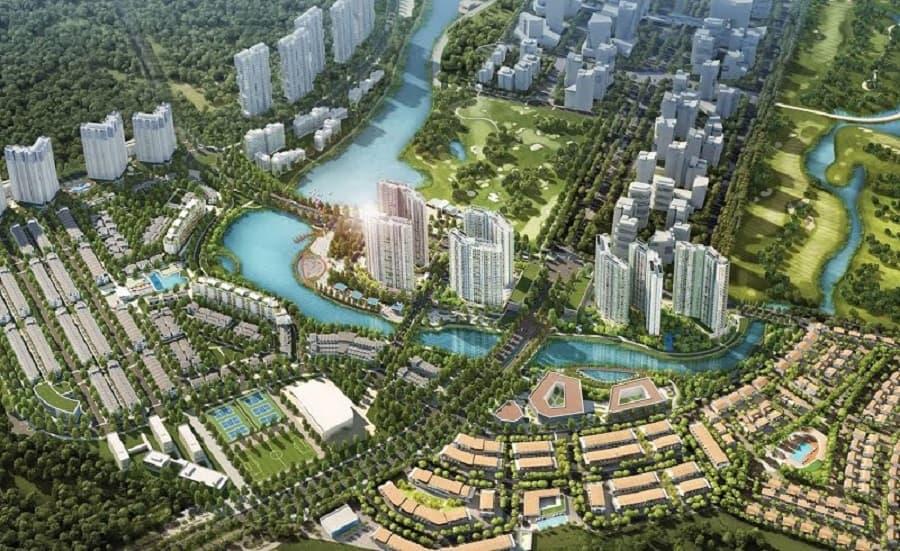 Giới thiệu dự án Ecopark