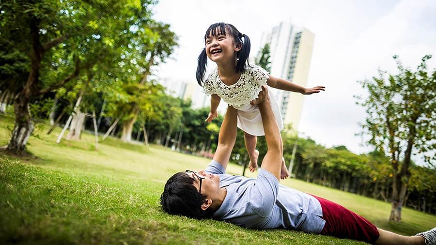 Ecopark mang tới nụ cười hồn nhiên cho trẻ nhỏ