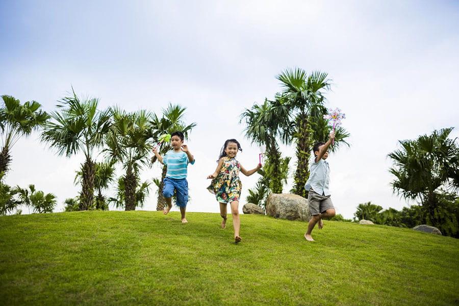 Sống và trải nghiệm cùng Ecopark