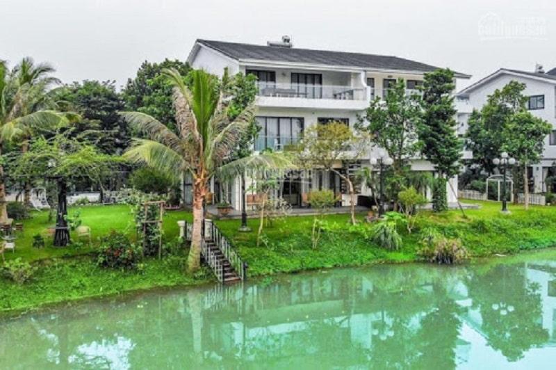 Homstay khu biệt thự Park River