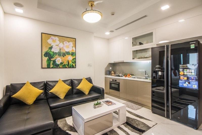 Một căn hộ full sẽ thuận tiện hơn cho bạn nhưng giá thành sẽ cao hơn