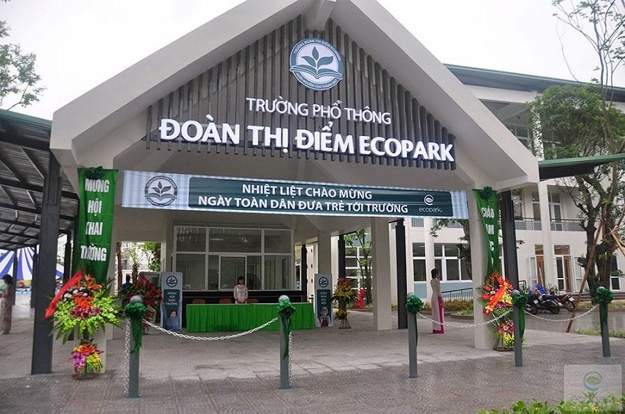 Trường liên cấp Đoàn Thị Điểm Ecopark