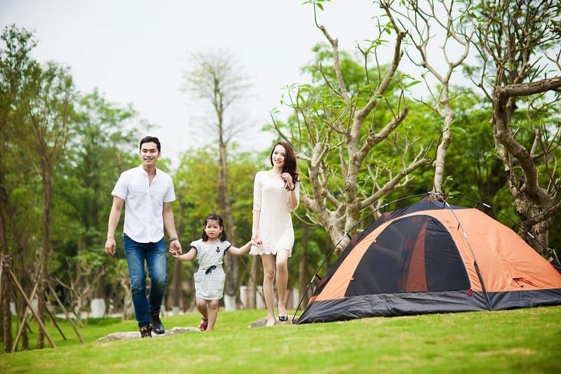 Tiện ích dịch vụ Park River Ecopark