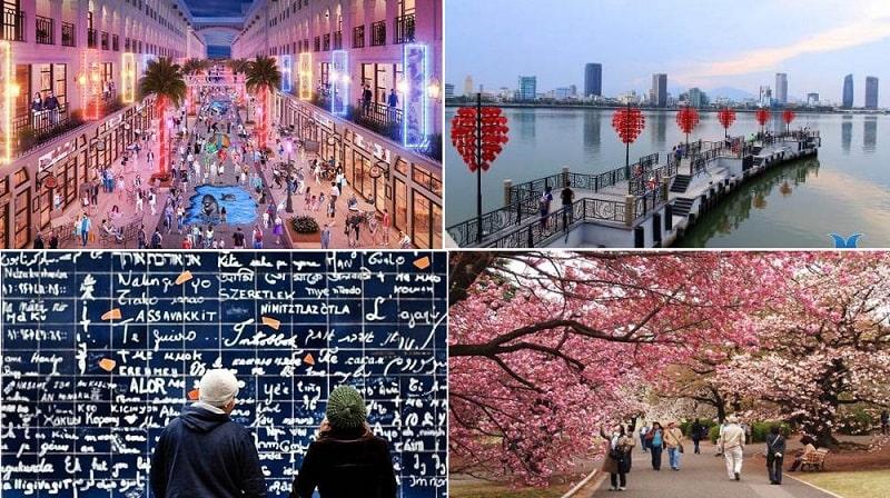 Thỏa sức check in những bức ảnh đẹp tại phố đi bộ Hàn Quốc