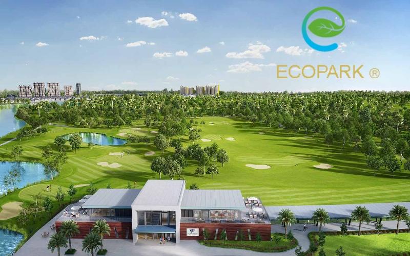 Học viện Golf Ecopark