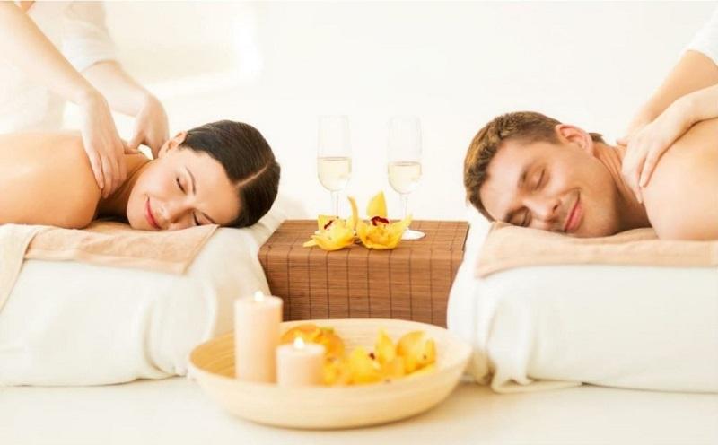 Tận hưởng dịch vụ massage Marina ARC