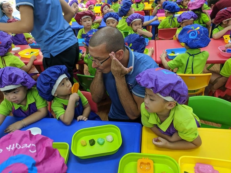 Trường mầm non Creative Kindercare
