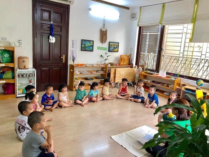 Trường mầm non Lá Phong Xanh