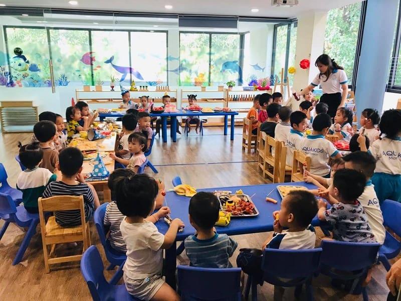 Trường mầm non AquaKids Montessori