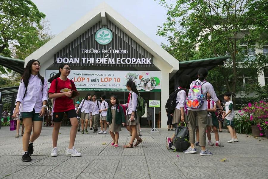 Trường Đoàn Thị Điểm Greenfield Ecopark