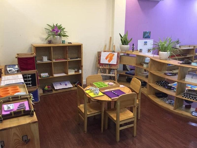 Trường Montessori MINIS