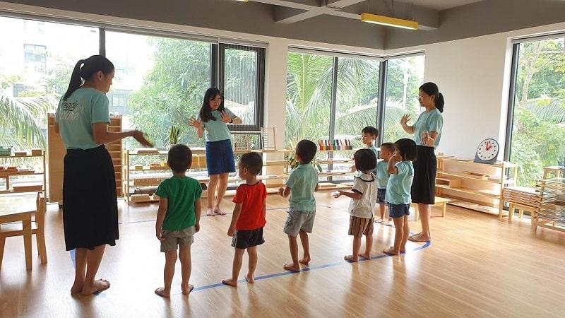 Trường mầm non Rmon Kindergarten