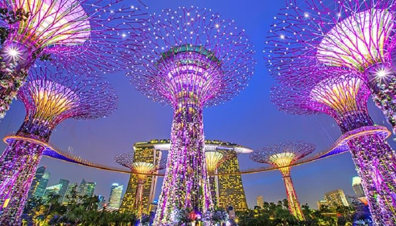 Tầm nhìn đắt giá ra công viên ánh sáng Ecopark