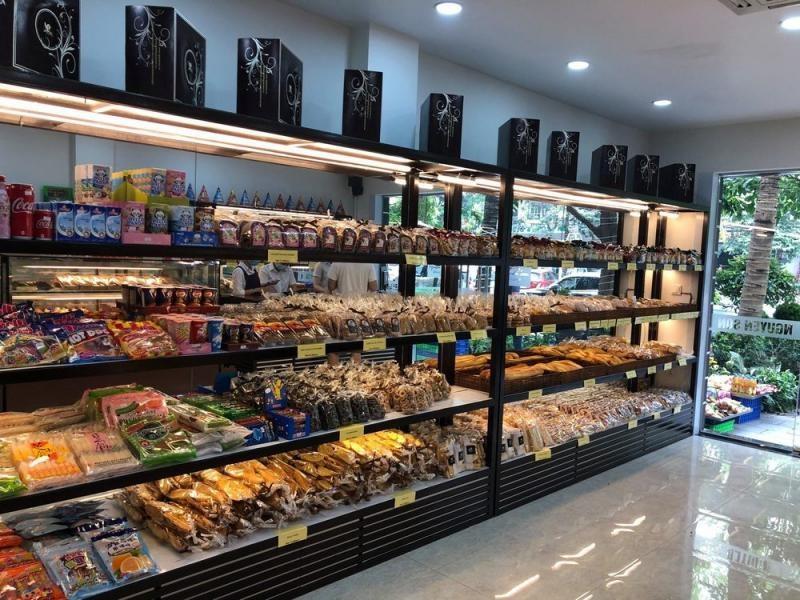 Tiệm bánh ở Ecopark