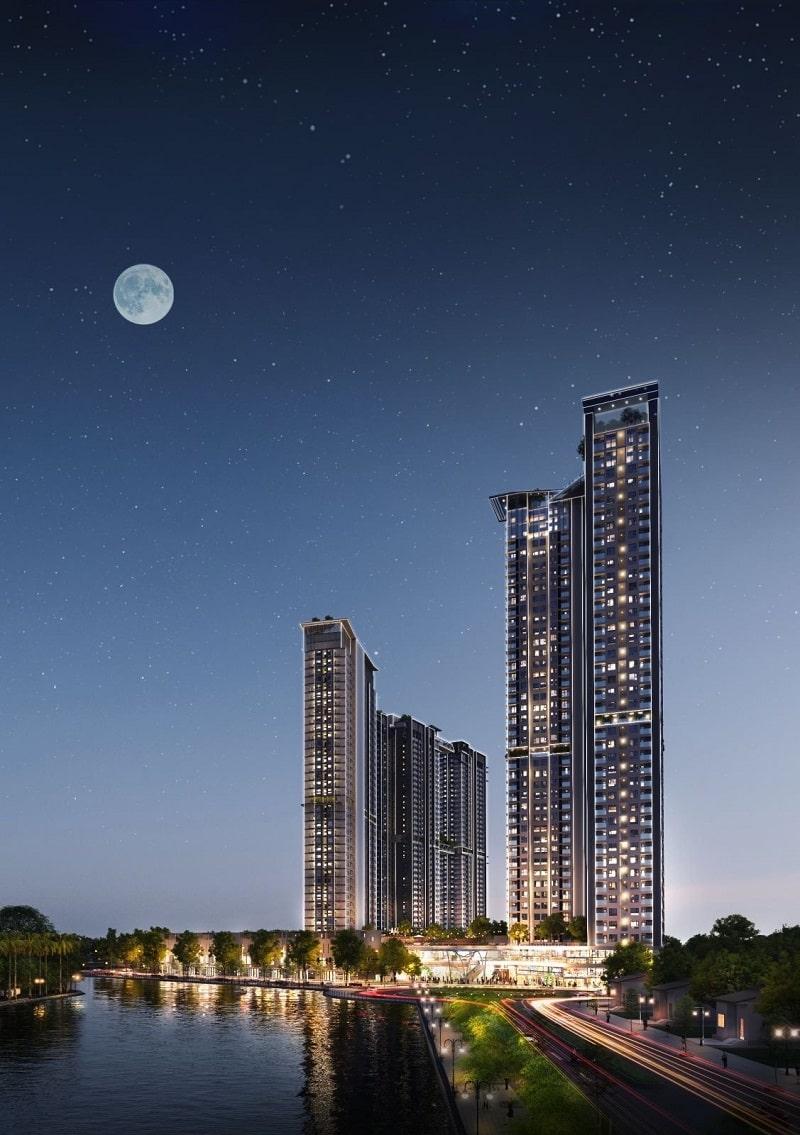 Tòa S-Premium Sky Oasis Ecopark