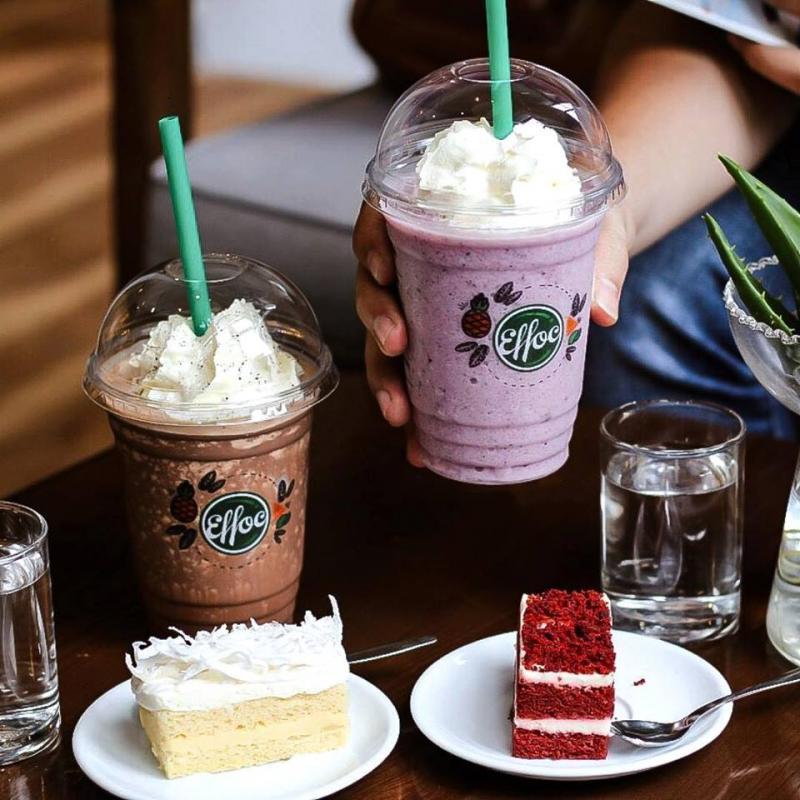 Quán ăn, cafe, dịch vụ tại Momisa Ecopark