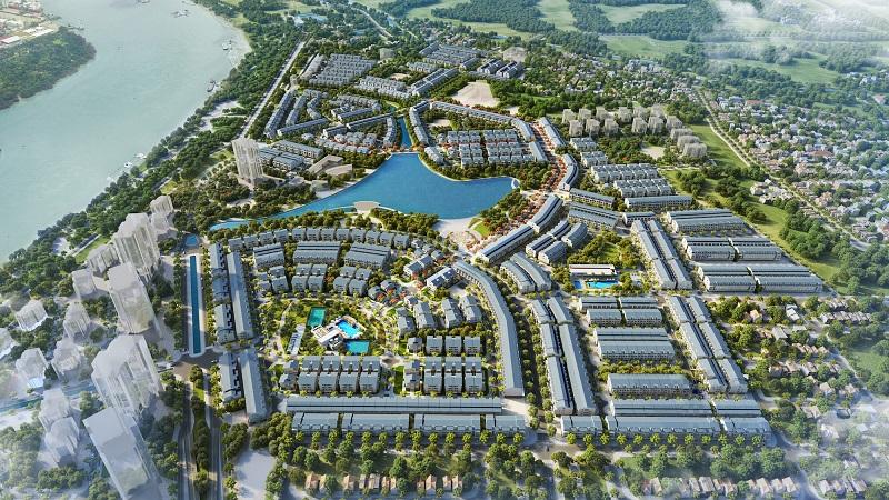 Dự án Bất động sản Hot nhất cuối năm 2020 - Ecorivers Hải Dương