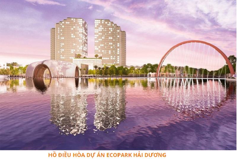 Tiện ích của dự án Ecoriver Hải Dương