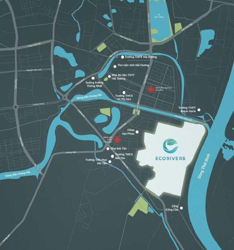 Có nên mua căn hộ chung cư tại khu đô thi Ecoriver Hải Dương không?