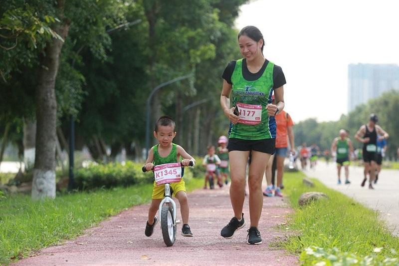 Ecopark Marathon 2021 - Ngắm Cung Đường Chạy Giữa Thiên Nhiên SIÊU CHẤT Trước Giờ G