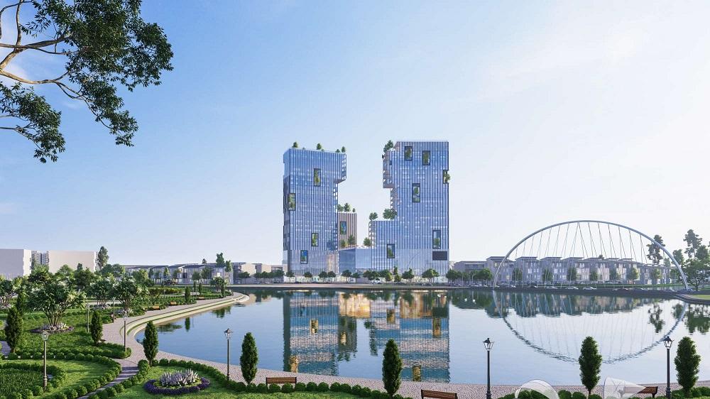 Trung Tâm Thương Mại Lighthouse Mega Mall Ecorivers Hải Dương Sắp khởi công