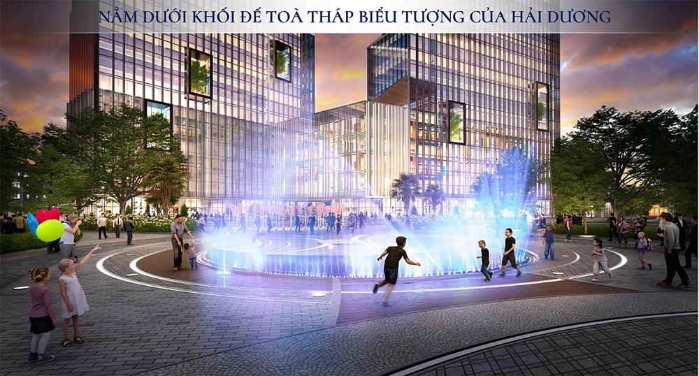 Trung tâm thương mại Lighthouse Mega Mall - Dự án vui chơi, giải trí Tỷ Đô chỉ có tại Hải Dương
