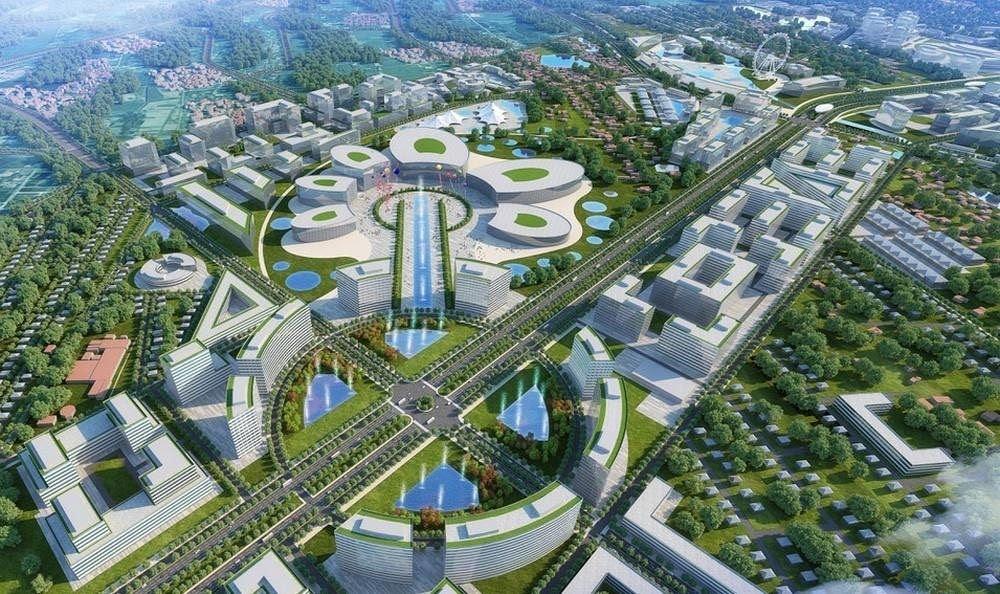 Trục đại lộ Vinh - Cửa Lò