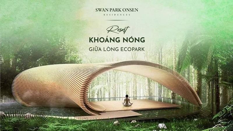 Vì sao Nomura đầu tư vào dự án Swan Park Onsen Ecopark?