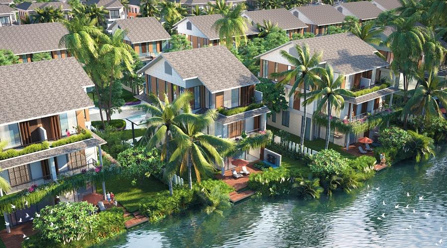 Biệt thự đảo Ecopark Vinh